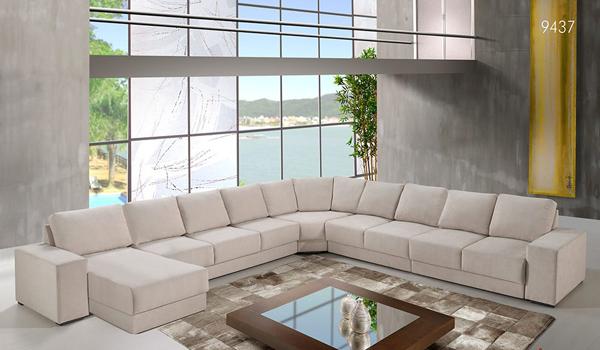 Salas De Tv Com Sofa De Canto ~ Sofás Canto – Sala de Estar  BelSul Móveis